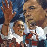 """Obama"" by kennethcalvert"