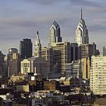 """2009 Philadelphia Skyline - This image is HUGE!"" by Philadelphia_photographer"