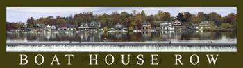Boathouse Row - Philadelphia - In the fall