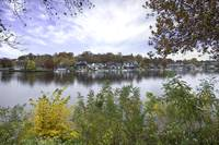 Philadelphia Boat House Row - In the Fall
