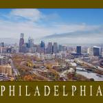 """Philadelphia Skyline - Philadelphia City Scape - I"" by Philadelphia_photographer"