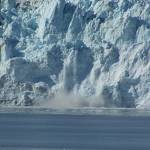 """Hubbard Glacier"" by Heather_on_the_go"