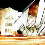 """ROM Toronto"" by slopes"
