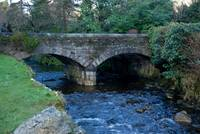 Glendalough Bridge