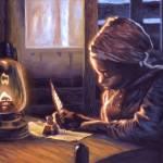 """Letter"" by kennethcalvert"