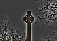 Celtic Cross (HDR Processed)