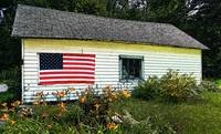 Old Glory Country Fresco