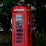 """Phone Box Apethorpe Northants"" by bespokepix"