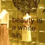 """beauty is white sin, manila"" by DRoberts"
