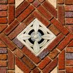 """Hill Auditorium Detail - Pewabic Tile"" by JamesHowePhotography"