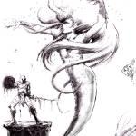 """""""Mermaid of Atlantis."""" by garthfromseattle"""