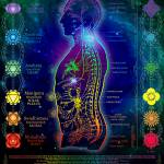 """Chakras chart"" by Galactikconnections"