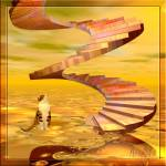 """Stairway to Heaven"" by AnneVis"