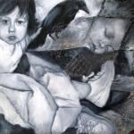 """Dream Series: Cautious"" by judeharzerfineart"