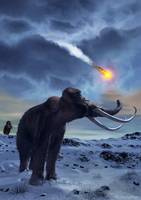 What killed all the Mammoths?
