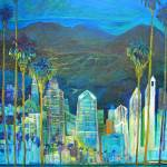 """San Diego Nights by RD Riccoboni"" by BeaconArtWorksCorporation"