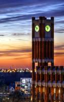 OU Clock Tower