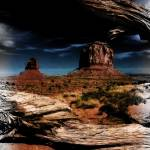 """""""Vintage Monument Buttes"""" by dr_ranch"""