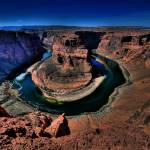 """Horseshoe Bend"" by dr_ranch"
