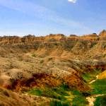 """Badlands National Park 93, South Dakota"" by oilboy"