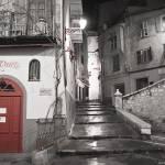 """Vieux Nice la nuit - Nice"