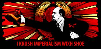 crush imperialism