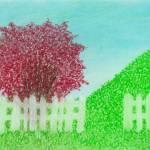 """""""Vibrant Landscape"""" by fredtyre"""