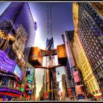 """Time Square, NY"" by Bho-cha"