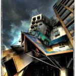 """Stata Center, MIT"" by Bho-cha"