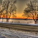 """Lake Calhoun, Minneapolis, MN"" by Bho-cha"