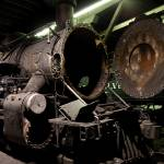 """Old Steam Locomotive"" by pbk"