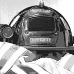 """""""Boise Fire Helmet"""" by DebbiePruett"""