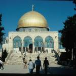 """Dome of the Rock"" by javaman"