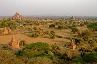 The Ruins of Bagan, Myanmar