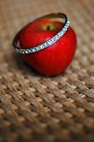Apple with Bracelet