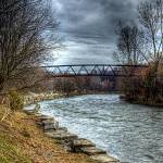 """""""Bridge Over The River Credit"""" by GJCPhotography"""