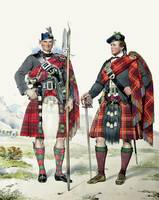 Grant & Fraser; Scottish Highlanders (MacLeay)