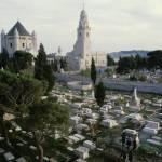 """""""Cemetery, Jerusalem, Israel"""" by javaman"""