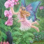 """The Fairy Princess Jasmine Makes the Flowers Bloom"" by StudioSinaloa"