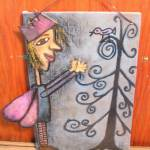 """""""beatrice and the tree"""" by DOTTYP"""