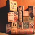 """altered art blocks"" by DOTTYP"
