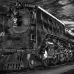 """hdr-train-bw"" by martoony1"