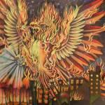 """Phoenix Rising"" by JacquelynBraxton"