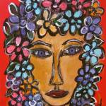 """""""Goddess of Knowing"""" by HeidiZeile"""