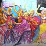 """""""PG Belly Dancers"""" by Reynaldo"""
