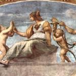 """""""Allegory of the virtue Stanza della Segnatura 2"""" by ArtLoversOnline"""