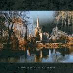 """Stratford church over river Avon"" by effervescence"