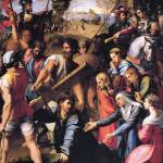 """Christ carrying the Cross"" by ArtLoversOnline"