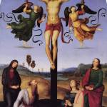 """Christ on the cross"" by ArtLoversOnline"