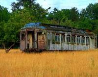 Old Railroad Car 02